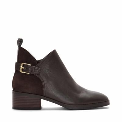 Cole Haan Women Women's Althea Bootie Java/Leather/Suede M