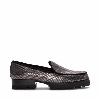 Donald J Pliner Women's Elen Carbon/Black/Ant Met Pebble M