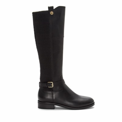 Cole Haan Women Women's Galina Boot W07907/Black/Leather M