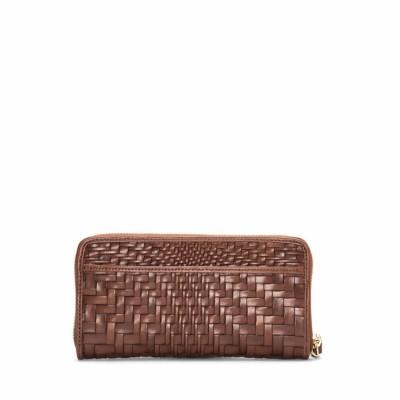 Cole Haan Handbag Women's Genevieve Zip Wallet Sequoia Reg