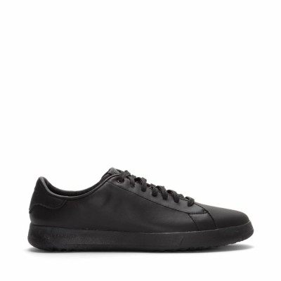 Cole Haan Men Women's Grand Pro Tennis C24138/All Black M