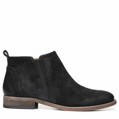Franco Sarto Women's Hancock Black/Ranch Leather/Elastic M