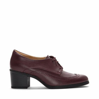 Naturalizer Women's Herlie Wine/Tmbldsyn M