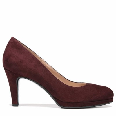 Naturalizer Women's Michelle Bordo/Suede M