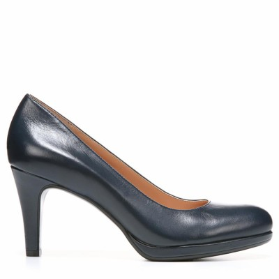 Naturalizer Women's Michelle Navy/Leather M