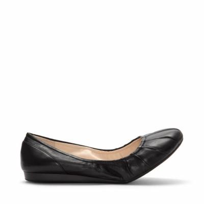 Cole Haan Women Women's Monique Ballet W09483/Black/Leather M