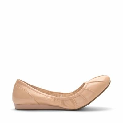Cole Haan Women Women's Monique Ballet W09484/Nude/Leather M
