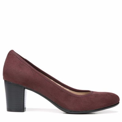 Naturalizer Women's Naomi Wine/Fabric M