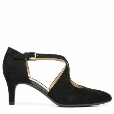 Naturalizer Women's Okira Black/Suede M