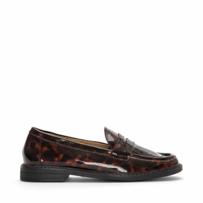 Cole Haan Women Women's Pinch Campus Penny Penny/Tortoise/Patent-W04456 M