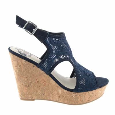 Fergalicious Women's Valeria Blue M