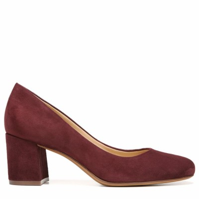 Naturalizer Women's Whitney Bordo/Suede M