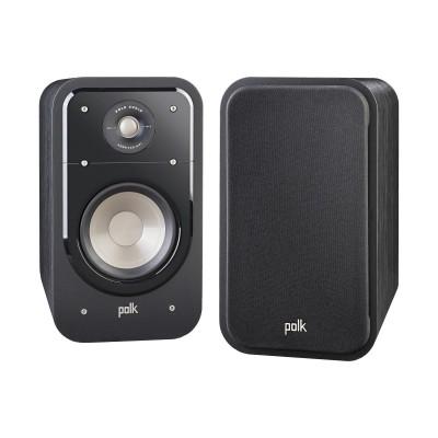 Polk Audio S20 HiFi Home Theater Bookshelf Speaker – Pair