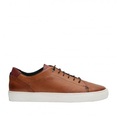 Ted Baker Men's Kiing Shoe in Tan