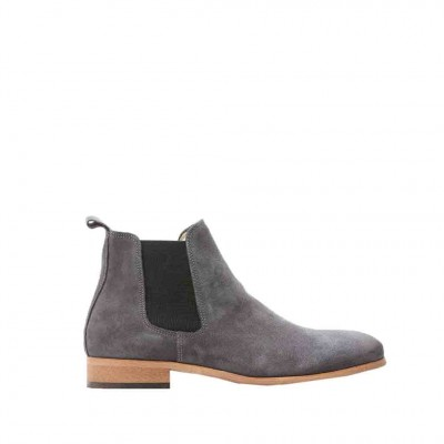 Men's Shoe The Bear Chelsea S Boot in Dark Grey