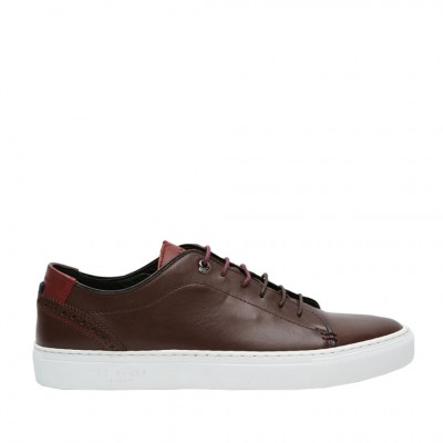 Ted Baker Men's Kiing Shoe in Brown