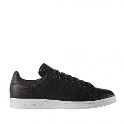 Adidas Men's Stan Smith Sneakers in Black