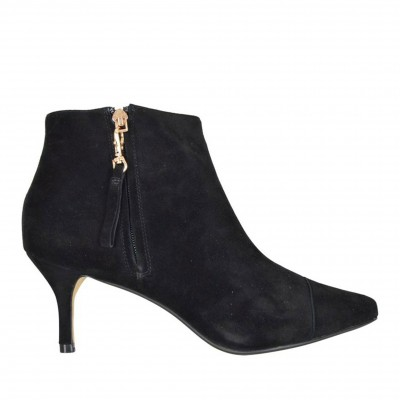 Shoe The Bear Women's Agnete Ankle Boot in Black