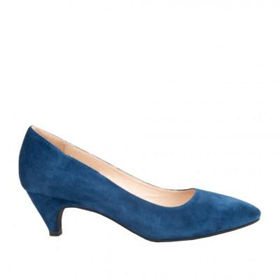 Shoe The Bear Women's Jessica S Pump in Blue