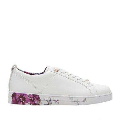 Ted Baker Women's Barrica Sneaker in White