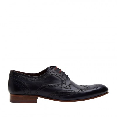 Ted Baker Men's Gryene Shoe in Dark Blue