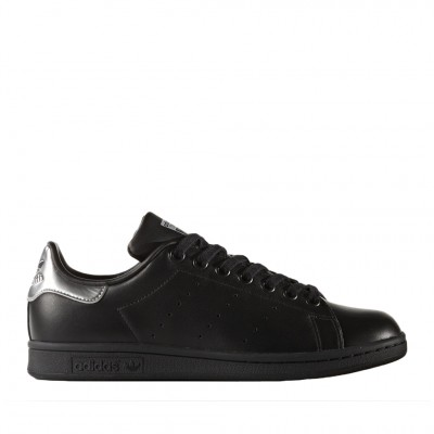 Adidas Women's Stan Smith Sneakers in Black