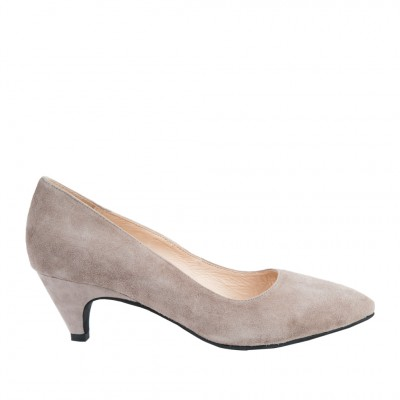 Shoe The Bear Women's Jessica S Pump in Taupe