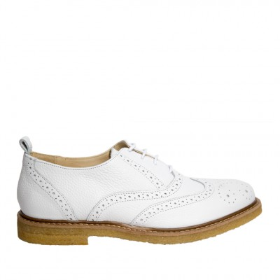 Shoe The Bear Men's Paul L Oxford Shoe in White
