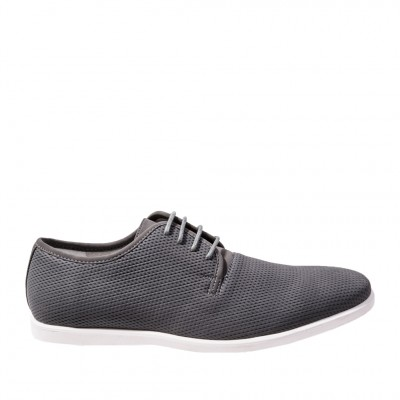 Steve Madden Men's Miless Shoe in Grey