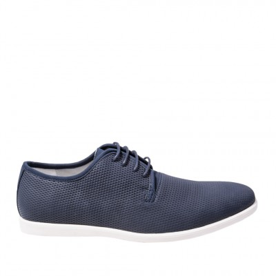 Steve Madden Men's Miless Shoe in Navy