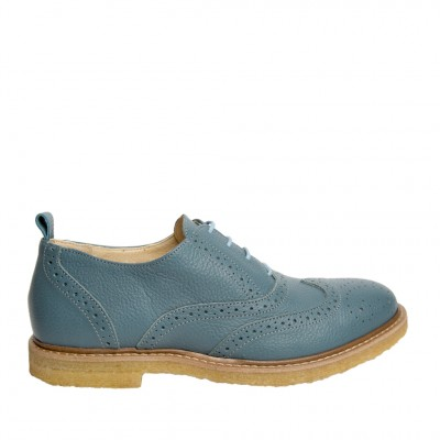 Shoe The Bear Men's Paul L Oxford Shoe in Petrol