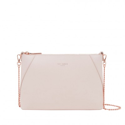 Ted Baker Chania Cross Body Bag in Baby Pink