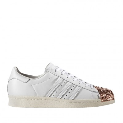 Adidas Women's Superstar 80's Sneaker in White