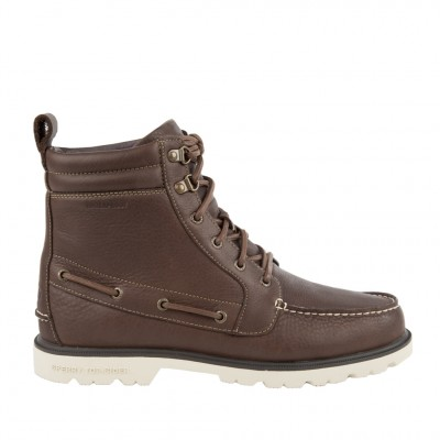 Sperry Men's AO Lug Weatherproof Boot in Dark Brown