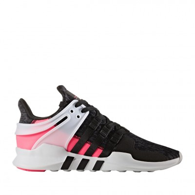 Adidas Men's EQT Support Adv Sneakers in Black