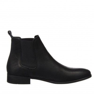 Shoe The Bear Men's Chelsea N Boot in Black