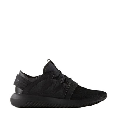 Adidas Women's Tubular Viral Sneaker in Black