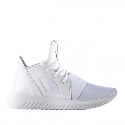 Adidas Women's Tubular Defiant in White