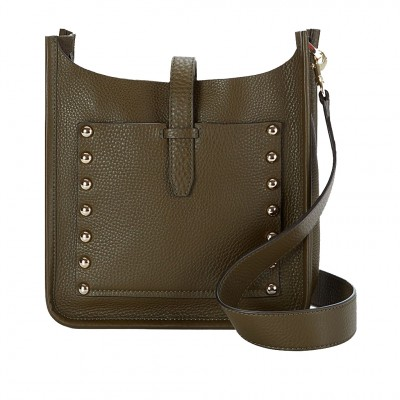 Rebecca Minkoff Small Unlined Feedbag in Olive
