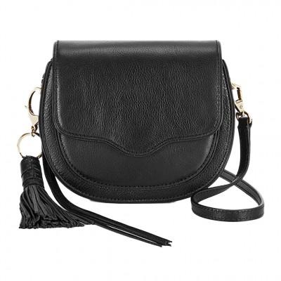 Rebecca Minkoff Mini Suki Cross-Body Bag in Black
