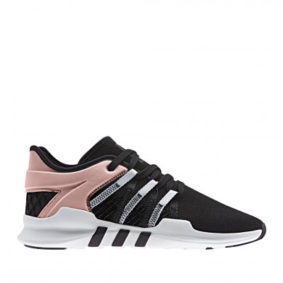 ADIDAS Women's EQT Racing ADV in Black, White and Pink