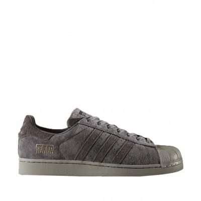 Adidas Men's Superstars in Grey