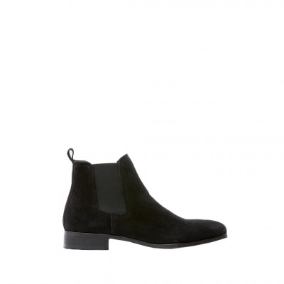Men's Shoe The Bear Chelsea S Boot in Black