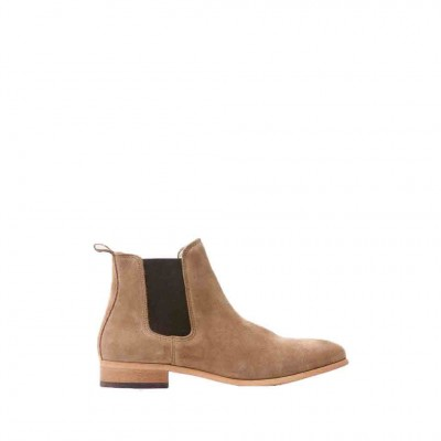 Men's Shoe The Bear Chelsea S Boot in Taupe