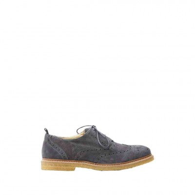 Shoe the Bear Men's Paul S in Dark Grey