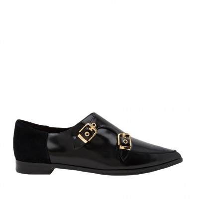 Ted Baker Women's Naoi Monk Shoe in Black