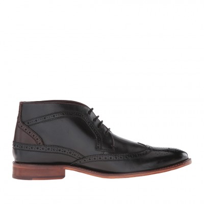 Ted Baker Men's Pericop 2 Chukka Boot in Black
