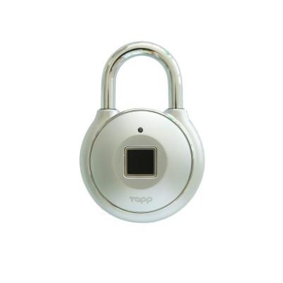 Tapplock - World's First Smart Fingerprint Padlock in Sterling Silver