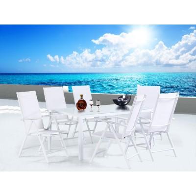 Aluminum Patio Dining Set - CLARENS