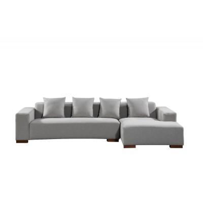 Fabric Sectional Sofa - LYON